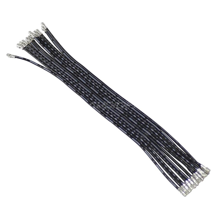 XH 2.54mm Ribbon Cable Female / Female 12 Poles No Casing 20cm (Unit)