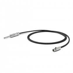 OYAIDE HPSC-X63 Jack 6.35mm to Mini XLR 3 Poles Headphone Cable 1.3m