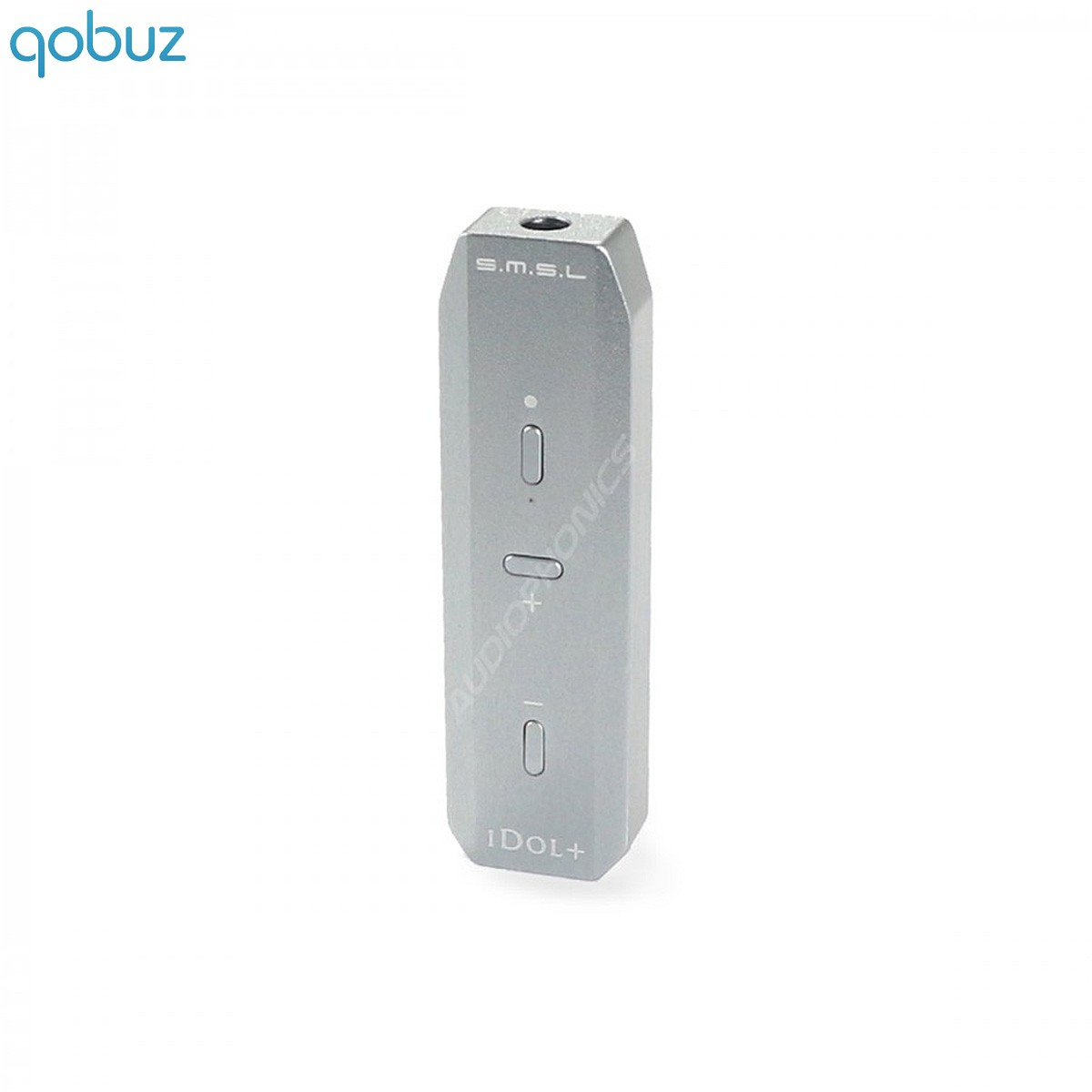 SMSL iDol+ DAC USB Amplificateur Casque OTG Android et iOS MAX97220A Argent