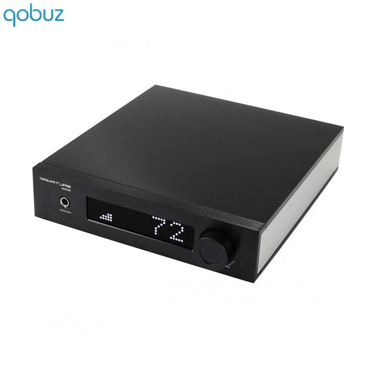 ARMATURE Oberon DAC Symétrique XLR 24bit/192Khz USB XMOS Class A DSD