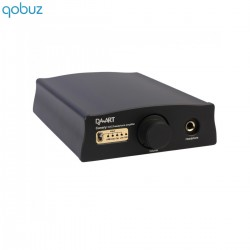 DAART Canary DAC USB XMOS DSD ES9018K2M 32Bit Headphone out class A Black