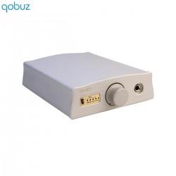 DAART Canary DAC USB XMOS DSD ES9018K2M 32bit Headphone out class A Silver
