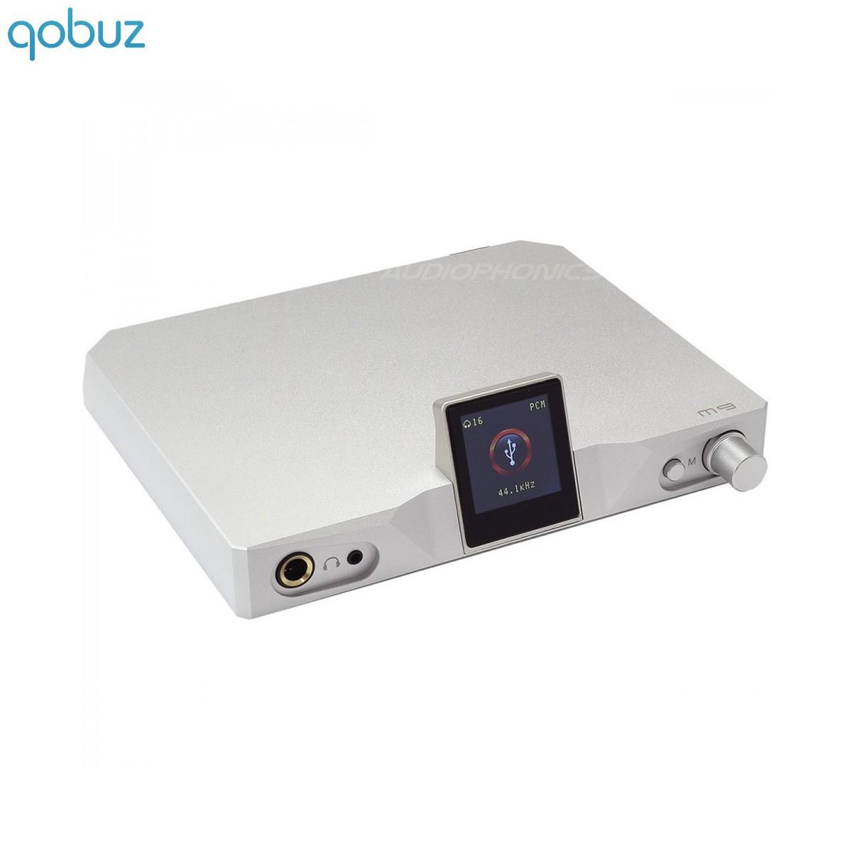 SMSL M9 DAC USB AK4490 x2 32bit 768kHz DSD512 XMOS Xcore 200