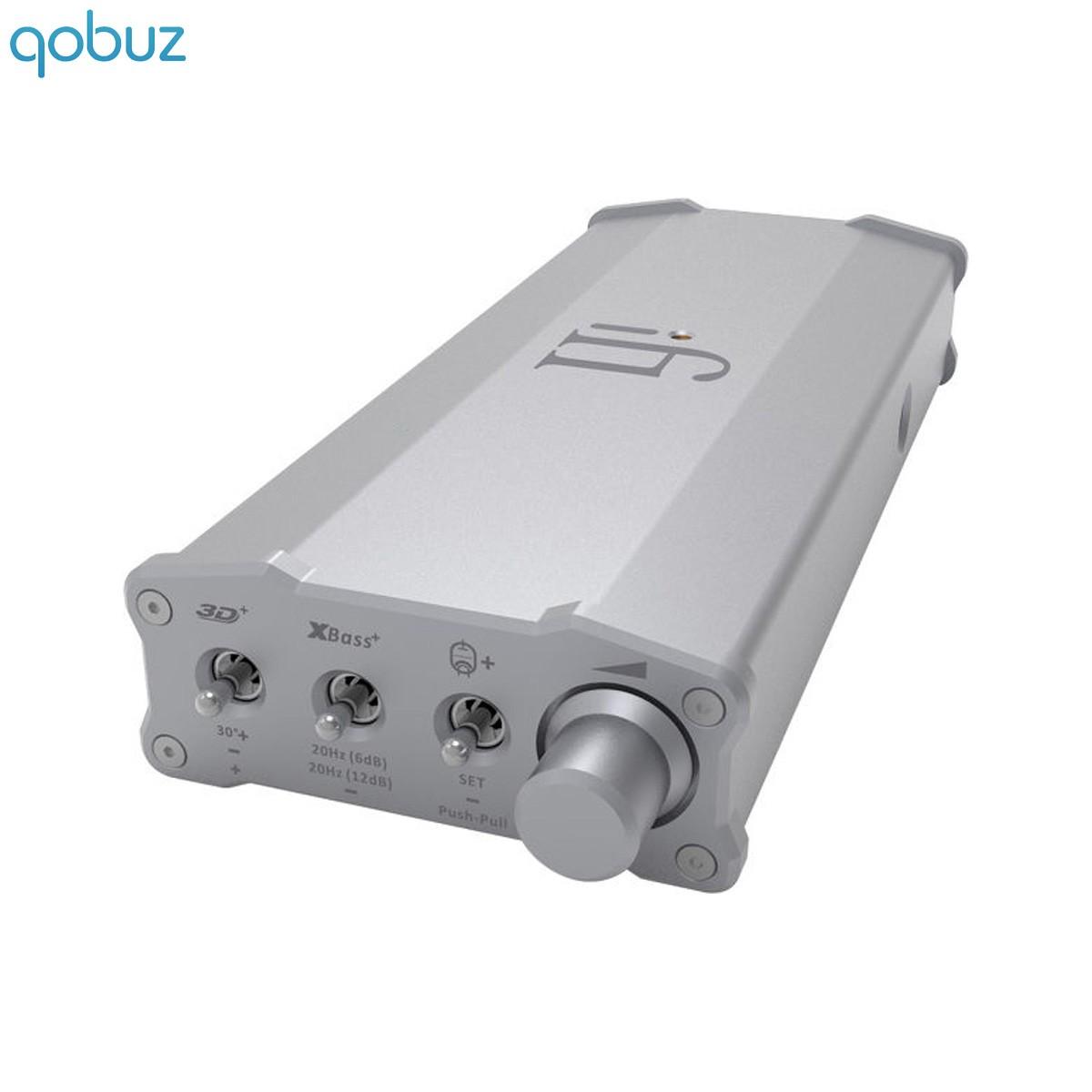 ifi Audio Micro iTube2 Préamplificateur à tube Class A 3D HolographicSound