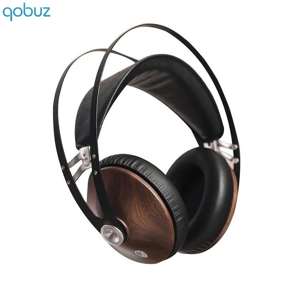 MEZE 99 CLASSICS Nomad Headphone High Fidelity 103dB Walnut Silver