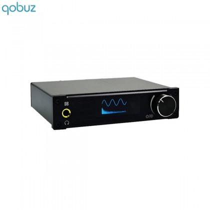 ALIENTEK D8 Digital Amplifier STA328 Class D stereo 2x 80W / 4 Ohm Black