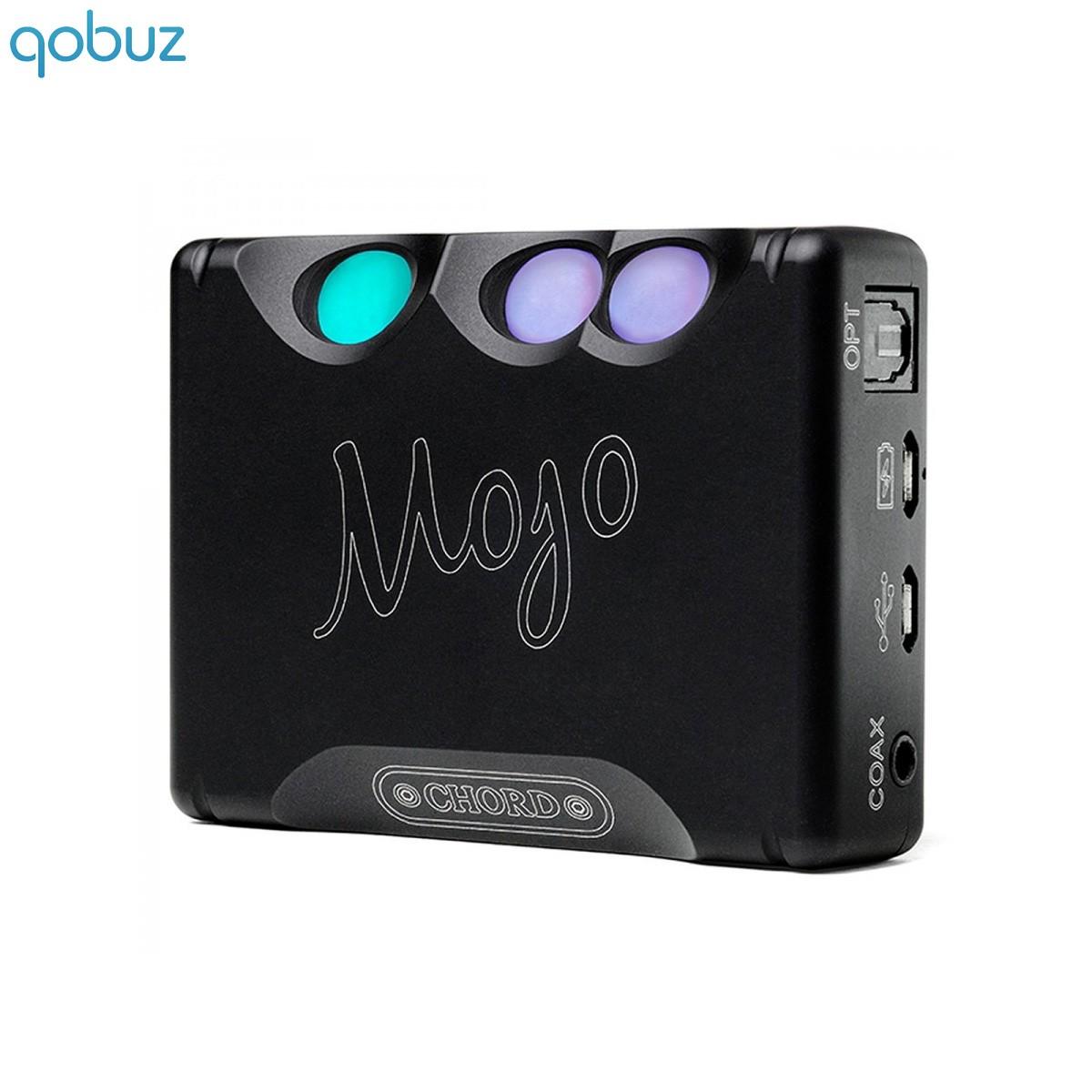 CHORD Mojo DAC USB / Amplificateur Casque 32Bit/768kHz Android iOS sur batterie