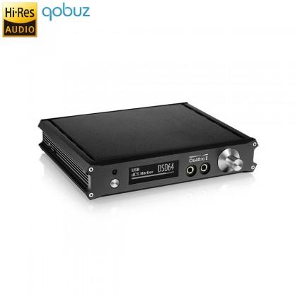 MATRIX QUATTRO II BASIC DAC ES9018S 32bit/384kHz / Preamp & Headphone Amp
