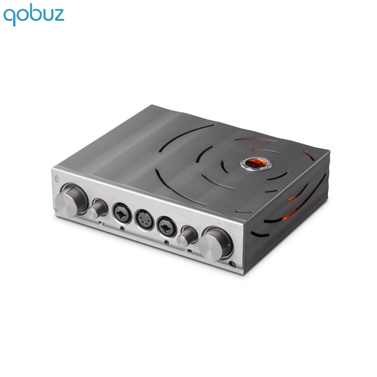 ifi Audio Pro iCAN Préamplificateur / Amplificateur Casque à tubes