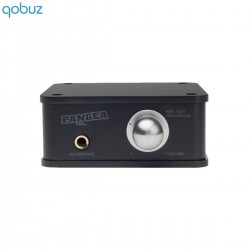PANGEA HP-101 DAC USB / Amplificateur Casque à tube Class A MOSFET