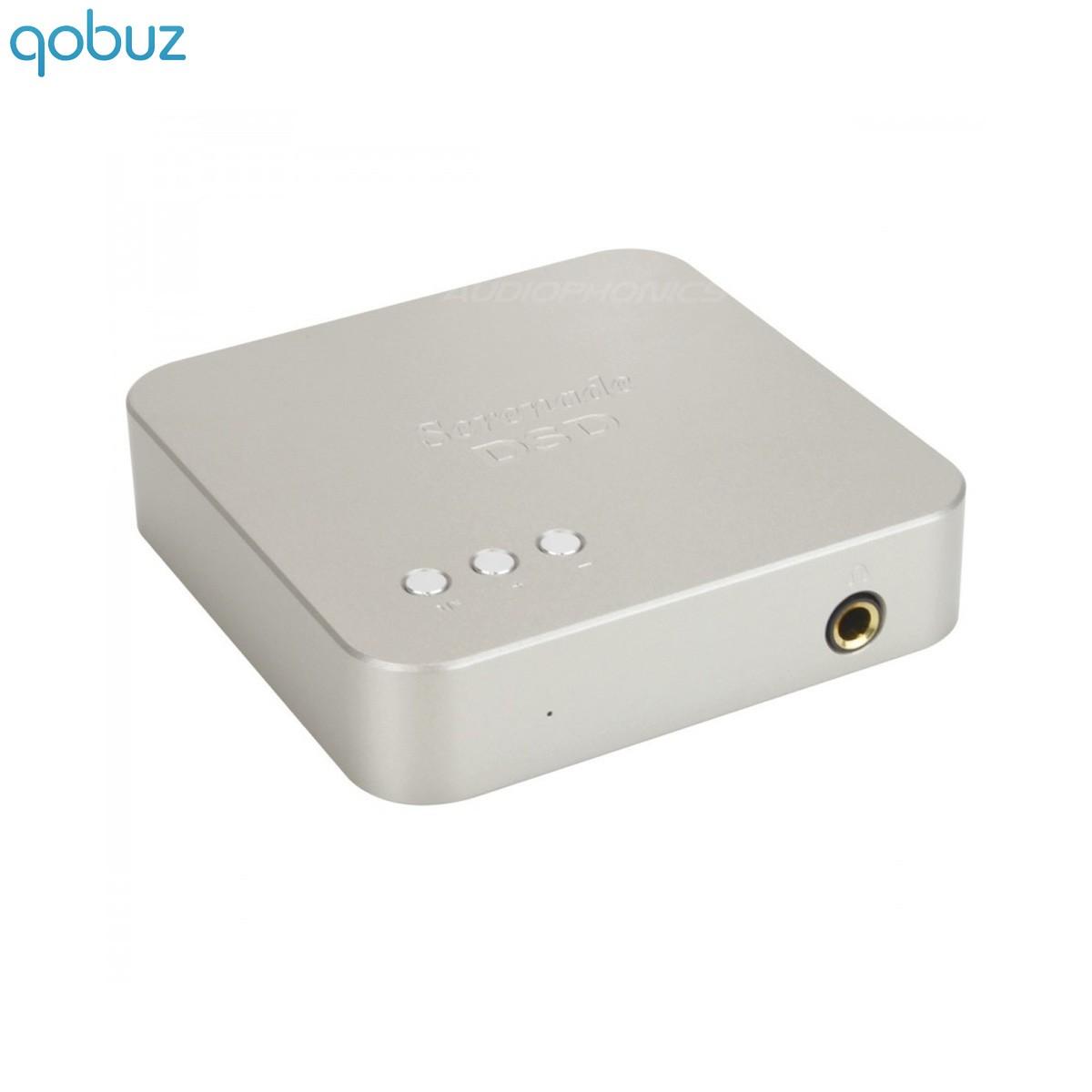SERENADE DSD DAC USB / Amplificateur Casque PCM1795 32bit 192kHz