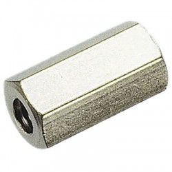Spacer Metal M3x10mm Female / Female (x10)