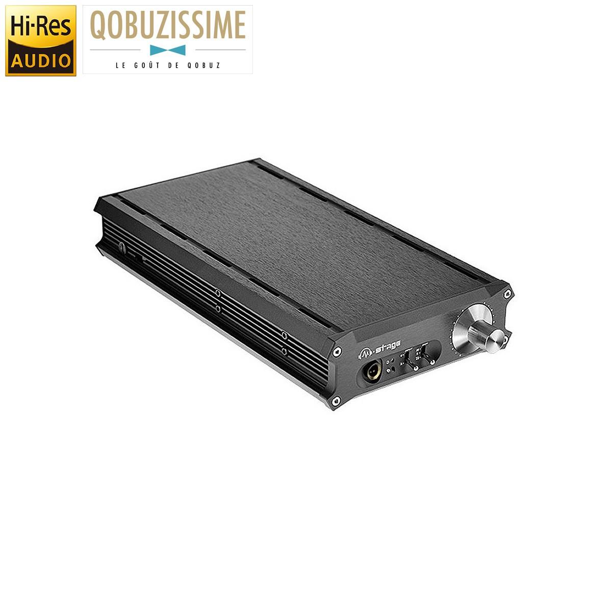 MATRIX M-STAGE HPA-3U+ USB DAC Headphone Amplifier Class A 24bit 192kHz DSD128