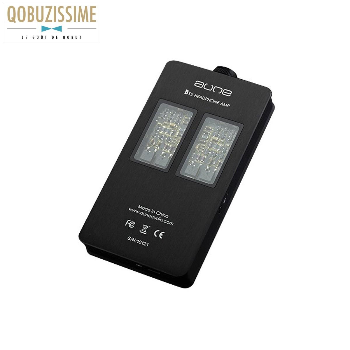 AUNE B1S Amplificateur Casque Portable Discret Class A