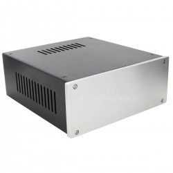 100% Aluminium DIY Box / Case 227x208x89mm