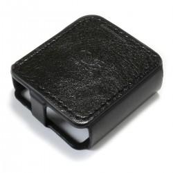 SHANLING Housse de protection simili cuir noir pour Shanling M0 DAP
