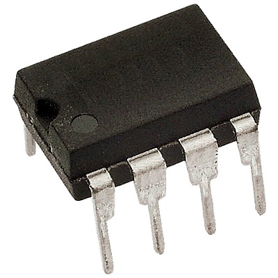 TI TLE2142CP Operational Amplifier Dual Low Noise