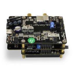 ALLO KATANA PURE THD+N DAC for Raspberry Pi ES9038Q2M 6x AOP SparkoS Labs SS3601 32bit 384kHz DSD128