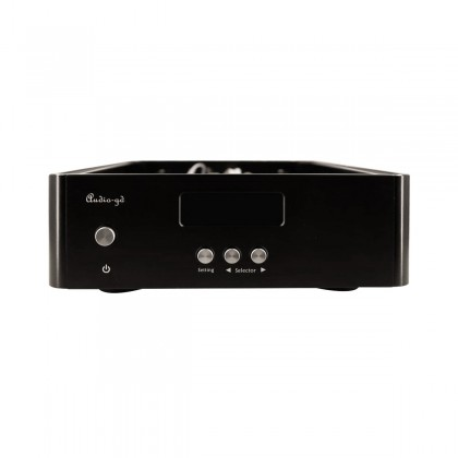 AUDIO-GD AS-1 DAC 2x ES9028PRO FPGA 32bit 384kHz DSD512