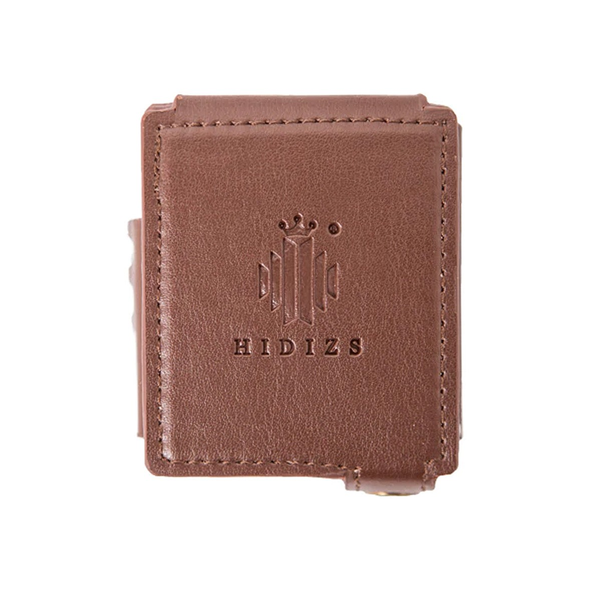 HIDIZS Leatherette Protective Cover for Hidizs AP80 Brown