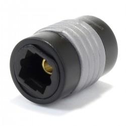 Adaptateur Optique Toslink Femelle / Femelle