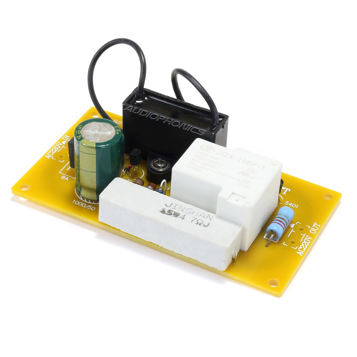 Module Softstart 230V 15A pour Amplificateurs
