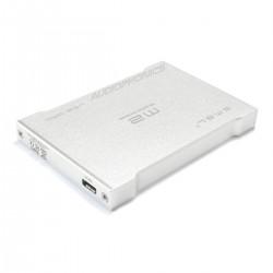 SMSL M2 DAC USB ES9023 24bit 96kHz Amplificateur casque 130mW 32 Ohm Argent