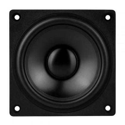 DAYTON AUDIO DMA90-4 Haut-Parleur Large Bande Aluminium 30W 4 Ohm 89.3dB 85Hz - 20kHz Ø 8.9cm