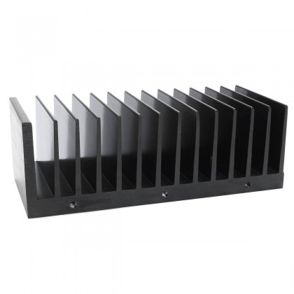 hifi DIY high fidelity heatsink unit for sound devices