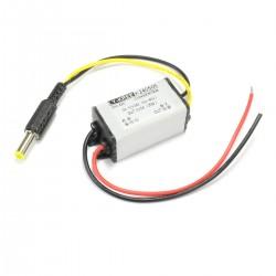 Adaptateur Convertisseur de Tension 12-24VDC vers 5VDC 5A 25W Jack DC 5.5 / 2.1mm