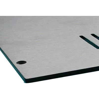 HIFI 2000 Capot Aluminium pour Boîtier GALAXY GX347-387 Silver