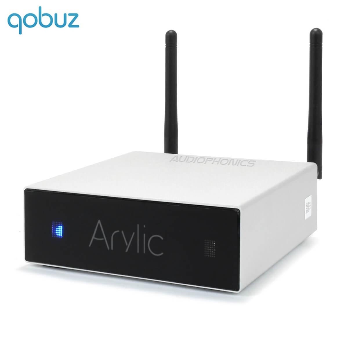 ARYLIC A50 FDA Amplifier STA326 WiFi DLNA AirPlay Bluetooth 2x80W 4 Ohm