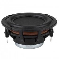 TECTONIC ELEMENTS BMR TEBM35C10-4 Haut-Parleur Large Bande 10W 4 Ohm 80dB 100Hz - 20kHz Ø 5.2cm
