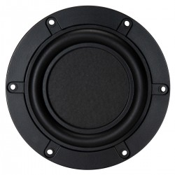 TECTONIC BMR TEBM65C20F-8 Speaker Driver Full Range Paper 20W 8 Ohm 81dB 80Hz - 20kHz