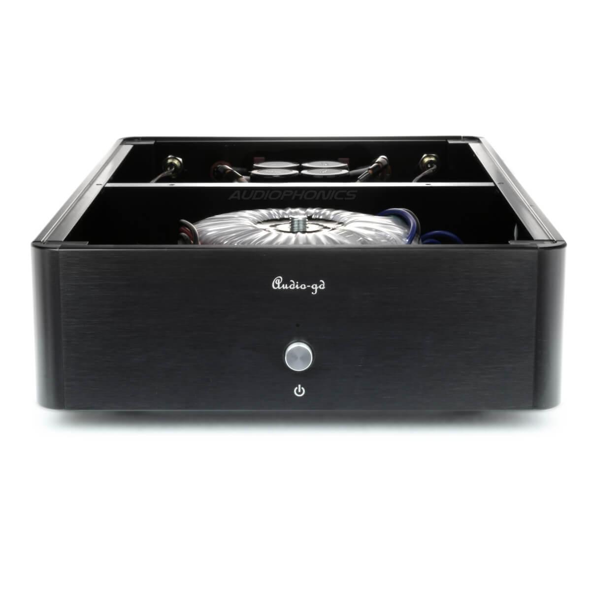 AUDIO-GD PRECISION 3S Amplificateur Class A/B Stéréo Discret ACSS 2x70W