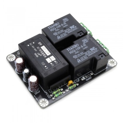 Amplificateur / Speaker Protection Module 220V 30A