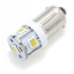 Ampoule LED Blanc Chaud pour Éclairage Vu-Mètre / Tuner 6,3V