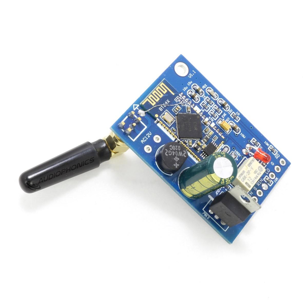 Bluetooth 4.2 Receiver Module CSR64215 aptX with Antenna