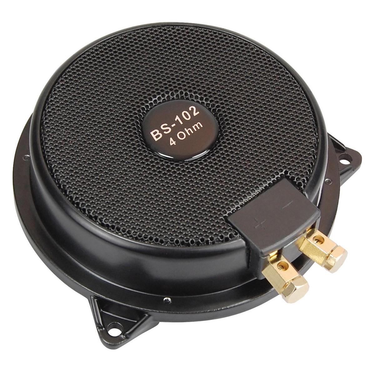 ROCKWOOD BS-102 Speaker Driver Exciter Bodyshaker 50W 4 Ohm 25Hz - 55Hz Ø13cm