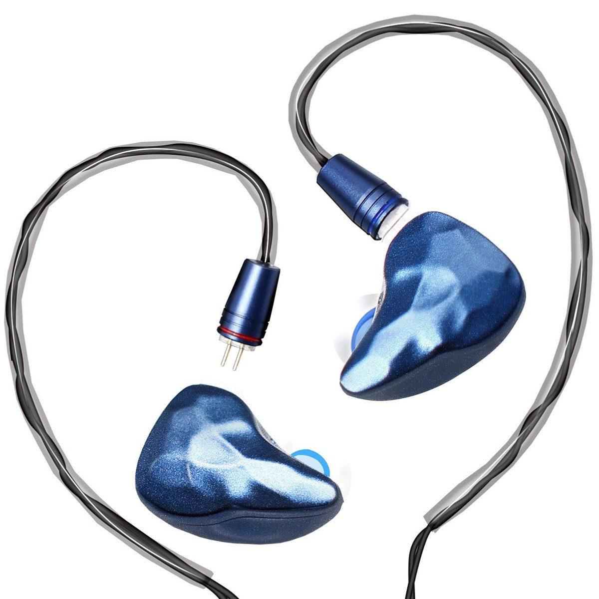 IKKO OH1 Hybrid In-Ear Monitors IEM 18 Ohm