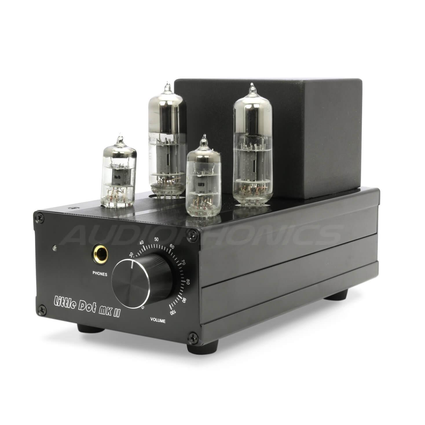 LITTLE DOT MKII Amplificateur casque / Préamplificateur à tubes