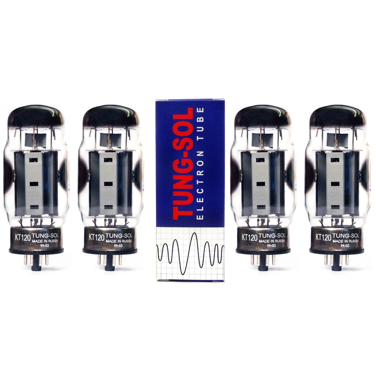 TUNG-SOL KT120 Power Tube High Quality (Matched Quad)