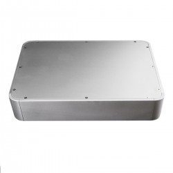 Boîtier DIY 100% Aluminium 430x330x80mm