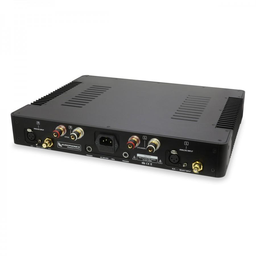 audiophonics pa s250nc stereo class d amplifier ncore 2x250w 4 ohm audiophonics. Black Bedroom Furniture Sets. Home Design Ideas