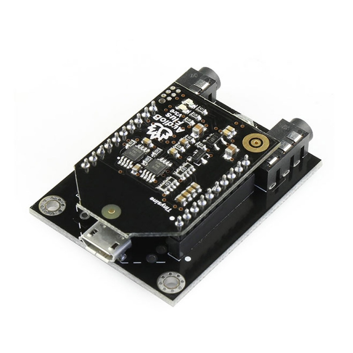 TINYSINE TSA6015 Bluetooth 4.0 Receiver Board CSR8635 wih Microphone Input
