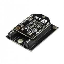 TINYSINE TSA6015 Module Récepteur Bluetooth 4.0 avec Entrée Microphone