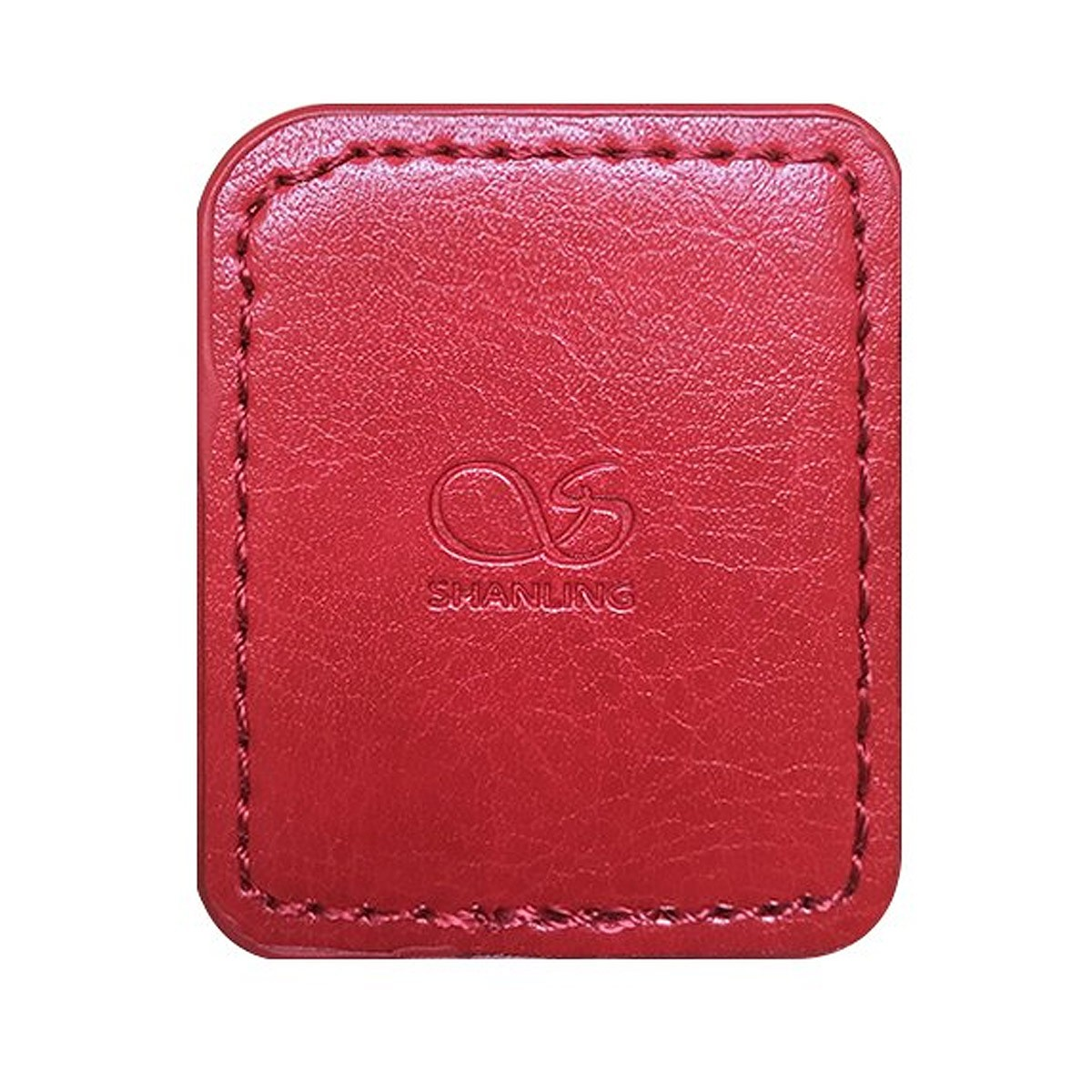 SHANLING Leather Protective Cover for Shanling M0 DAP Red