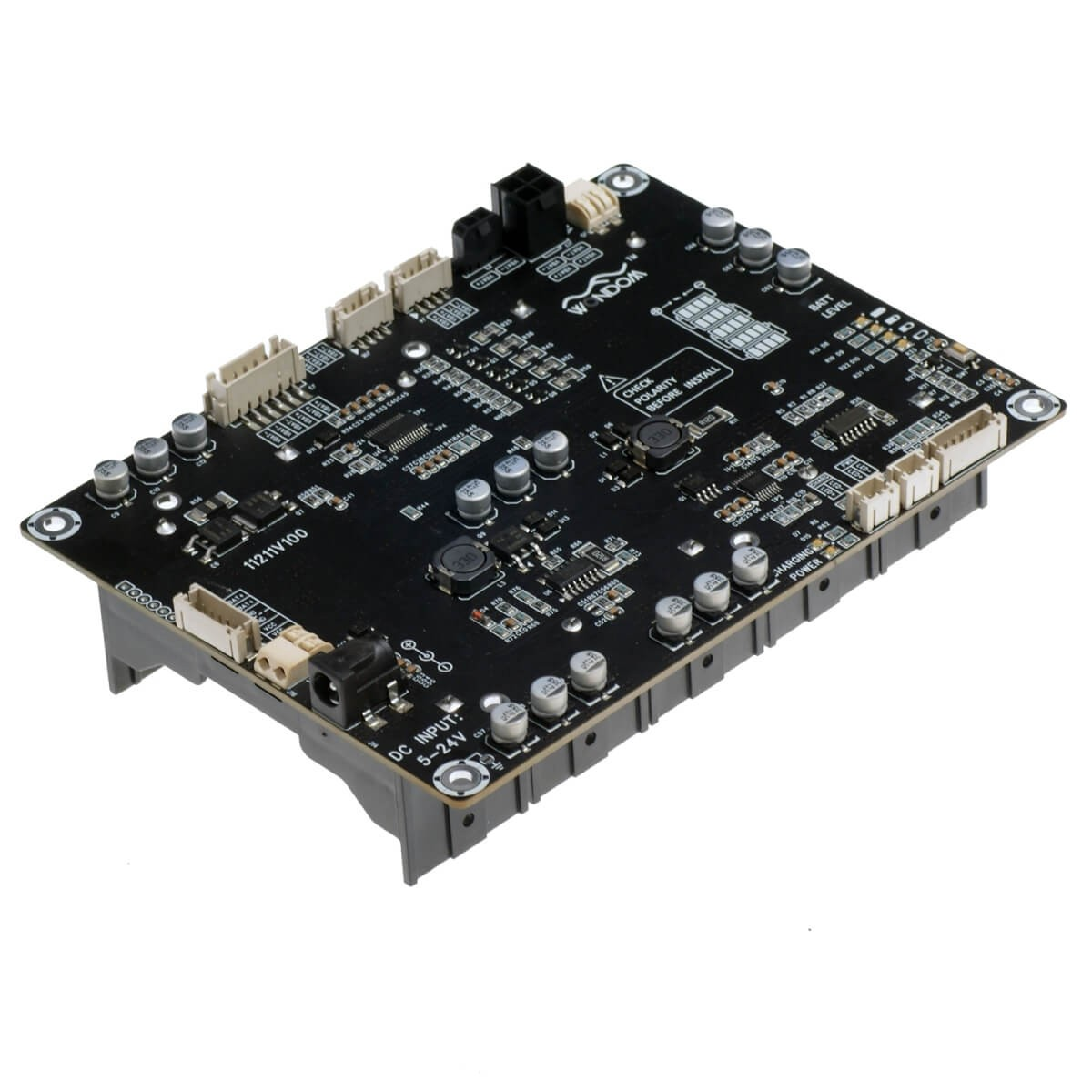WONDOM PS-BC12113 BCPB4 Module Gestionnaire de Batteries 5x26650