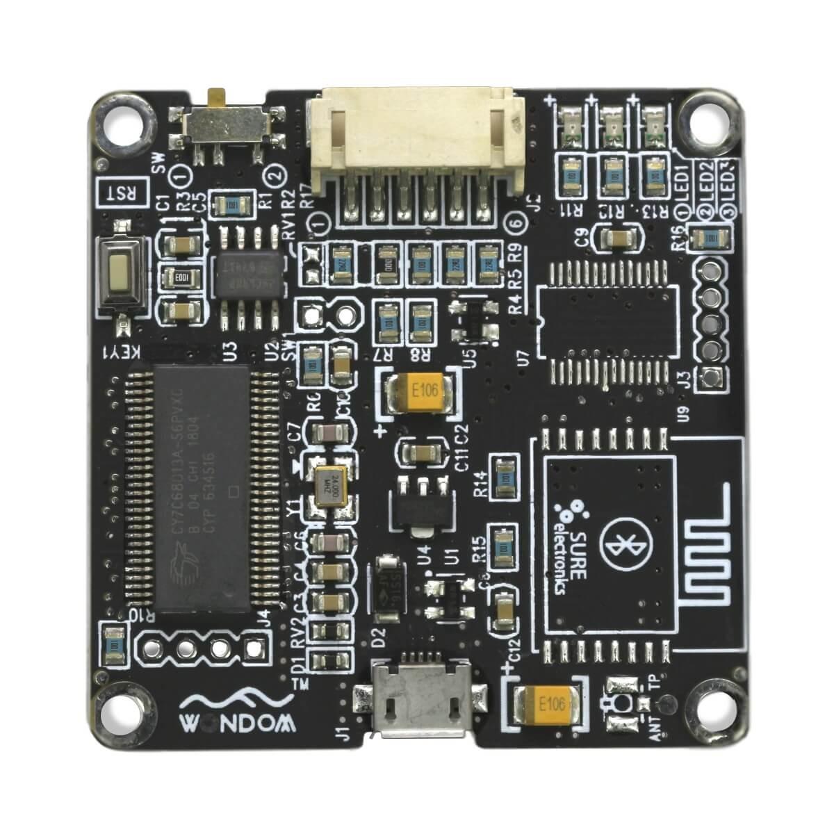 WONDOM DB-DP11219 Module de Programmation SigmaStudio pour DSP Sure