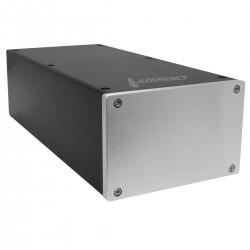 Boîtier DIY 100% Aluminium 311x140x90mm